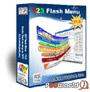 Dreamingsoft 123 Flash Menu v4.2.0.1615   طراحی منوهای زیبای فلش برای وب سایت ها