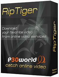 دانلود RipTiger 3.3.5.1   نرم افزار دانلود ویدیو های آنلاین