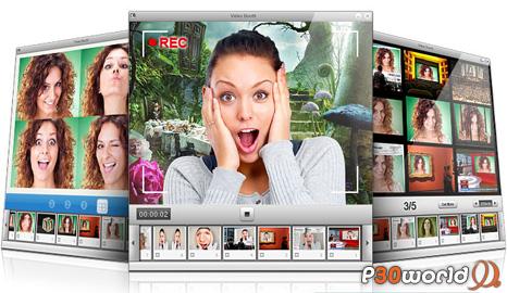 دانلود نرم افزار video booth pro