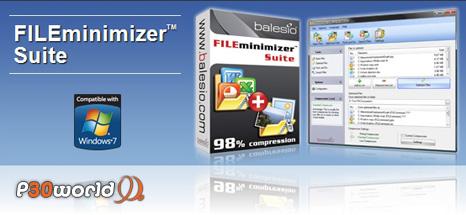 دانلود FILEminimizer Suite – نرم افزار فشرده سازی فایل های آفیس و تصاویر