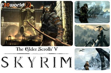 دانلود بازی The Elder Scrolls V Skyrim   کتیبه های کهن 5