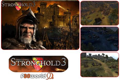 دانلود بازی Stronghold 3 - قلعه نظامی 3