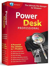 دانلود Avanquest PowerDesk Professional 8.5.7.30 - نرم افزار مدیریت فایل ها ، عکس ها و آهنگ ها