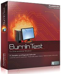 Download PassMark BurnInTest Professional
