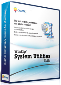 Download WinZip System Utilities Suite