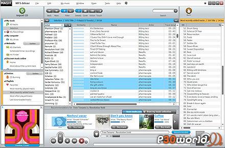 MP3 deluxe MX