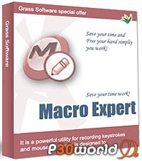 دانلود Macro Expert Professional 2.9.9.7 - نرم افزار اجرای دستورات به صورت خودکار