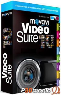 دانلود Movavi Video Suite v10.3 - نرم افزار ویرایش ، تبدیل فرمت و رایت فایل های ویدیویی