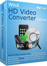 دانلود WinX HD Video Converter Deluxe 3.12.2 - نرم افزار تبدیل فایل های ویدیویی HD