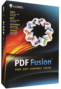 Corel PDF Fusion 1.14 build 15.09.2014