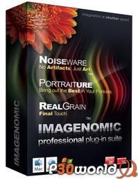 دانلود Imagenomic Professioinal Plug-in Suite - مجموعه پلاگین های فتوشاپ برای کاهش نویز، رتوش چهره و ...