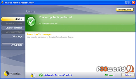 Symantec™ Network Access Control