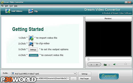 Dream Video Converter Ultimate