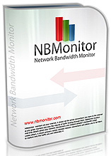 Download Nsasoft NBMonitor Network Bandwidth Monitor