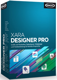 Download Xara Designer Pro X