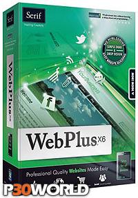 دانلود Serif WebPlus X6 - نرم افزار طراحی صفحات وب