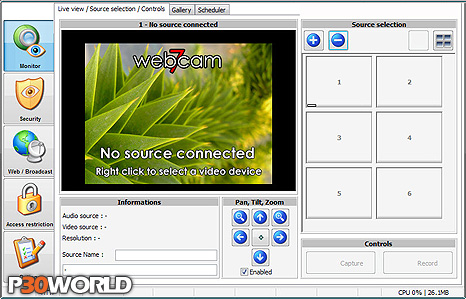 Webcam 7 Pro