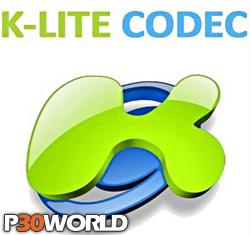 دانلود کدک K-Lite Mega Codec Pack