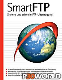 دانلود SmartFTP 4.0.1250 - نرم افزار انتقال فایل به سرور (FTP)