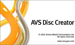 AVS Disc Creator 5.2.2.532