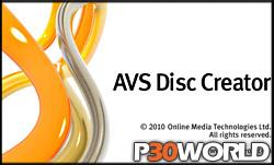 دانلود AVS Disc Creator 5.0.5.519 - نرم افزار رایت انواع دی وی دی - سی دی