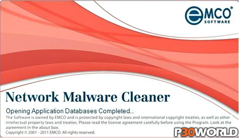 EMCO Network Malware Cleaner