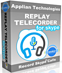 Download Replay Telecorder for Skype