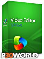 دانلود GiliSoft Video Editor 3.0.2 - نرم افزار انجام برش ، واتر مارک ، تقسیم کردن ، چسباندن و ... روی فیلم