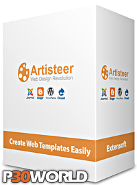 دانلود Extensoft Artisteer v3.1.0.55575 - نرم افزار طراحی سایت
