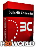 دانلود BullsHit Converter Ultimate v3.0.0305122102 - نرم افزار تبدیل فرمت انواع فایل