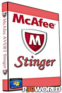 دانلود McAfee Stinger v10.2.0.712 - نرم افزار ضد بد افزار و جاسوسی
