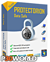 دانلود Protectorion Data Safe Pro 3.4.10.116 - نرم افزار محافظت از اطلاعات