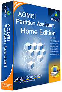 Download AOMEI Partition Assistant Professional Edition
