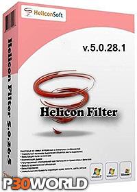 دانلود Helicon Filter v5.0.28.1 - نرم افزار ویرایش حرفه ای عکس