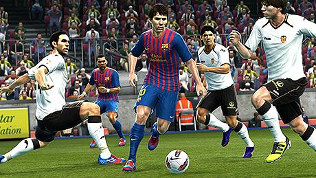 دانلود Pro Evolution Soccer 2013   بازی فوتبال حرفه ای 2013