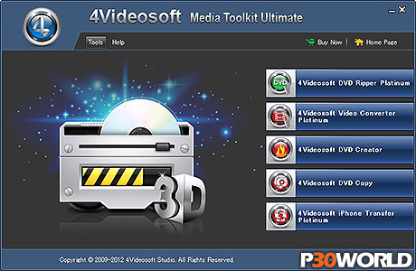 4Videosoft Media Toolkit Ultimate