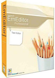 Download Emurasoft EmEditor Professional