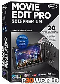 دانلود MAGIX Movie Edit Pro 2013 Premium v12.0.1.4 - نرم افزار قدرتمند ویرایش فیلم های HD