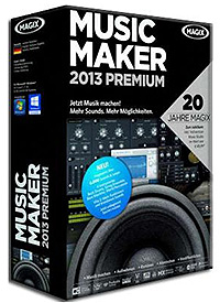 Download MAGIX Music Maker 2013 Premium