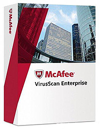 Download McAfee VirusScan Enterprise