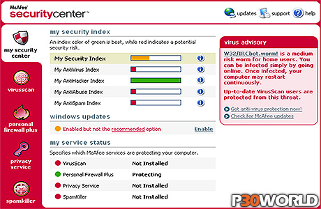 McAfee VirusScan Enterprise