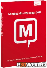 دانلود MindJet MindManager 2012 Professional v11.0.276 - نرم افزار مدیریت ذهن و ایده های خلاقانه