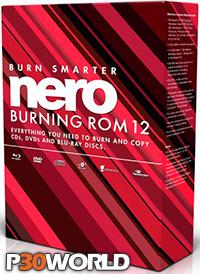 دانلود Nero Burning ROM 12 v12.0.00300 Multilingual - قدیمی ترین و قدرتمند ترین نرم افزار رایت سی دی و دی وی دی