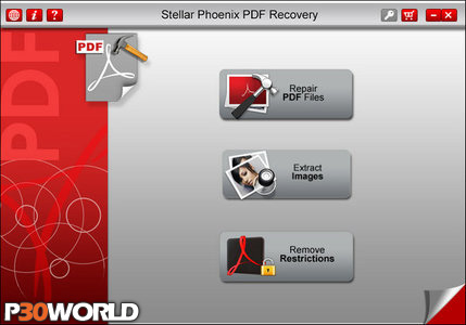 Stellar Phoenix PDF Recovery