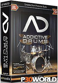 دانلود XLN Audio Addictive Drums v1.5.3 - نرم افزار درام