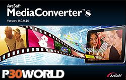 دانلود ArcSoft MediaConverter v8.0.0.16 - نرم افزار تبدیل فرمت فایل های رسانه ای