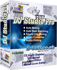Download DJ Studio Pro