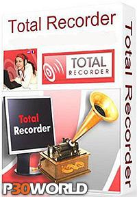 دانلود Total Recorder Pro v8.4 Build 4930 - نرم افزار حرفه ای ضبط صدا در کامپیوتر