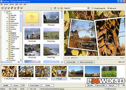 PicturesToExe Deluxe 7.0.7