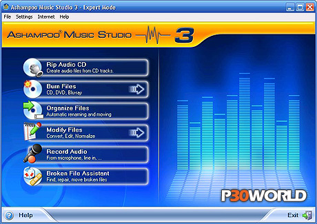 Ashampoo Music Studio 4.0.1